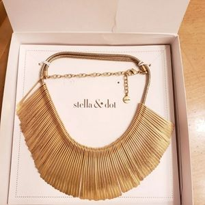 Essential Fringe Necklace Stella and Dot